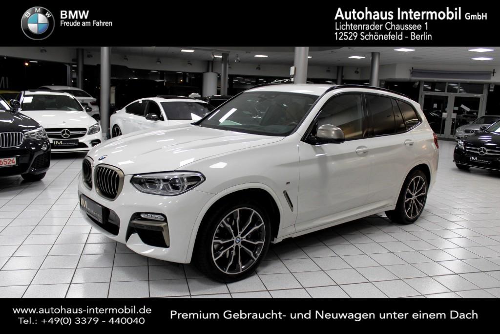 BMW X3 M40i 8G Sport-Automatik *Leder*LED*H-Up*ACC*, Jahr 2018, Benzin