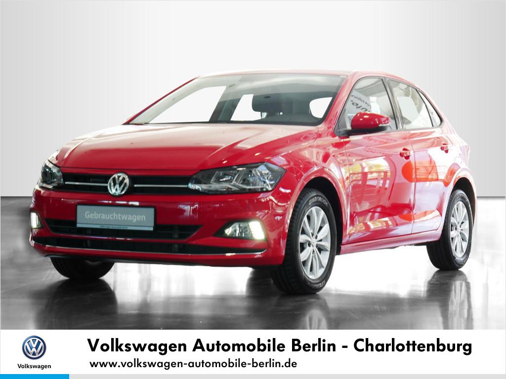 Volkswagen Polo 1.6 TDI SCR Highline BMT, Jahr 2018, Diesel