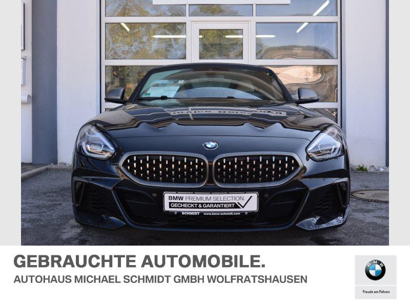 BMW Z4 M40i 19 Zoll*ACC*Memory*Head Up*Harman Kardon*, Jahr 2021, Benzin
