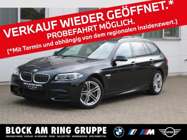 BMW 530d xDrive Touring M Sport Kamera HUD DA HiFi, Jahr 2017, Diesel