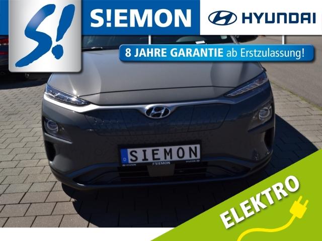 Hyundai Kona EV Elektro Style Navi Kamera CarPlay Klima, Jahr 2020, Elektro