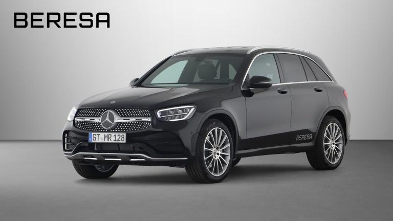 Mercedes-Benz GLC 220 d 4M AMG LED AHK Kamera PDC, Jahr 2020, Diesel