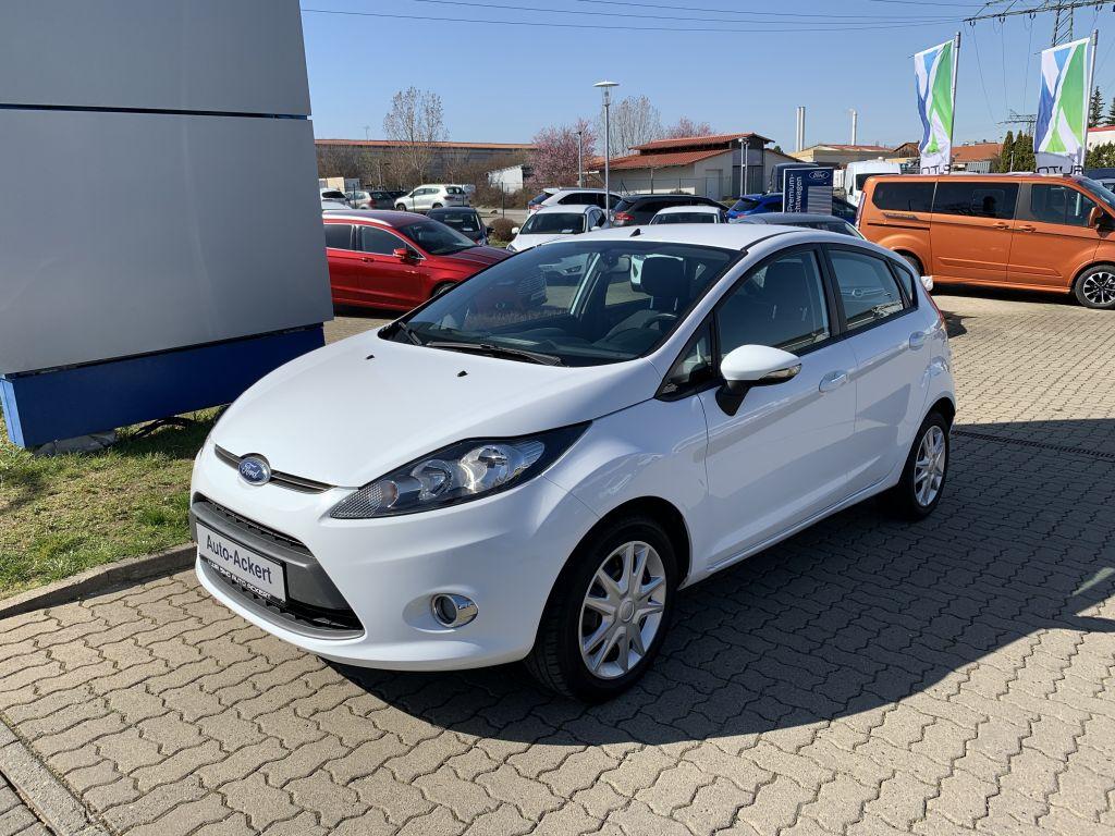 Ford Fiesta 1.25 Champions Edition, Jahr 2012, Benzin