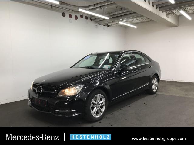 Mercedes-Benz C 200 CDI Avantgarde AHK PTS Sitzh, Jahr 2013, Diesel
