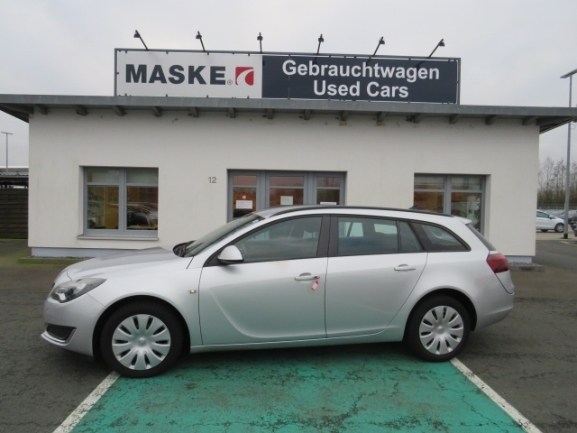 Opel Insignia 1.6 CDTI Aut. Klima SHZ Navi Temp, Jahr 2017, Diesel