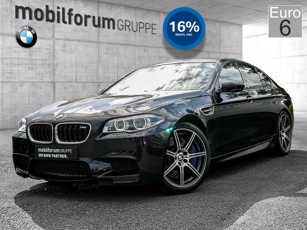 BMW M5 Competition, Jahr 2016, Benzin