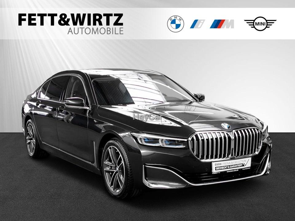 BMW 730Ld TV+ HUD Massage Leas. ab 805,- br.o.Anz., Jahr 2020, Diesel