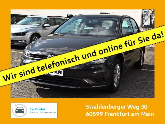 Volkswagen Golf VII 1.0 TSI Trendline Klimaanlge el. Fensterheber Radio Golf 1,0 TLBM 063 TSIM5F, Jahr 2018, Benzin