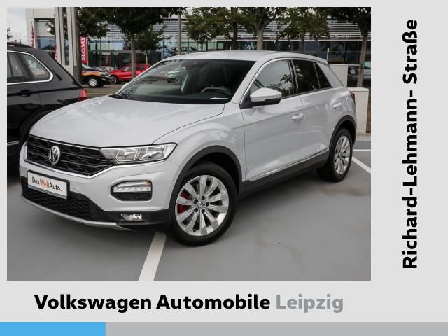 Volkswagen T-Roc Sport 1.5 TSI OPF *Navi*Blind Spot*Lane Assist*, Jahr 2019, Benzin