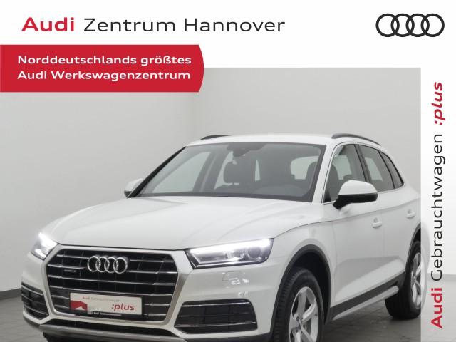Audi Q5 40 TDI qu. design, Leder, Navi, Xenon, Sportsitze, Jahr 2019, Diesel