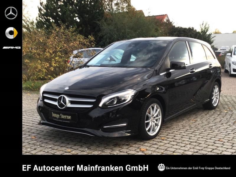 Mercedes-Benz B 220d 7G-DCT Urban+Distronic+LED+Kamera+Navi, Jahr 2016, diesel