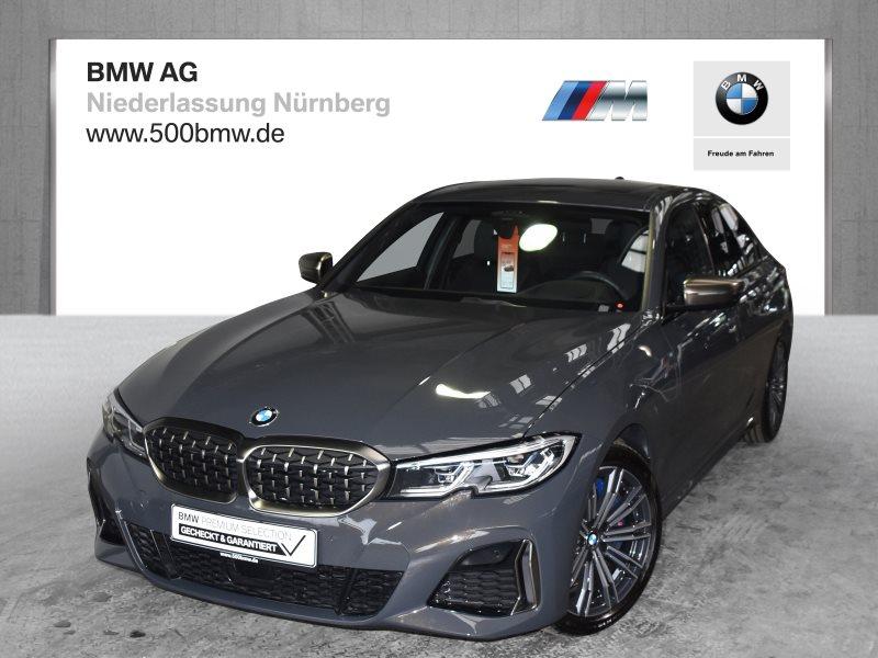 BMW M340i xDrive Limousine EURO6 Gestiksteuerung M Sportbr. DAB, Jahr 2020, Benzin