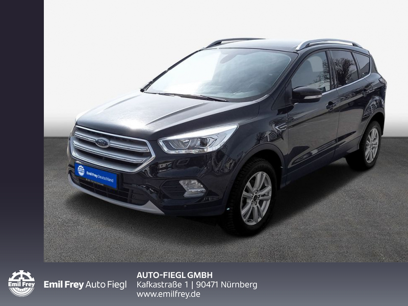 Ford Kuga 1.5 EcoBoost 2x4 Cool & Connect, Jahr 2019, Benzin