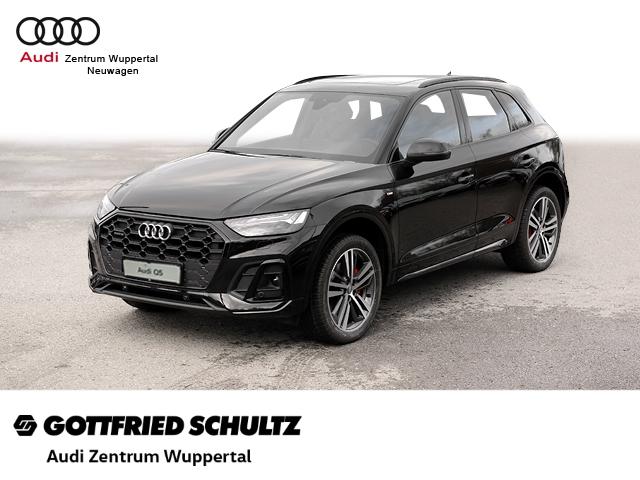 Audi Q5 LINE 40 TDI QUATTRO S TRONICUPE: 74.380,-, Jahr 2020, Diesel