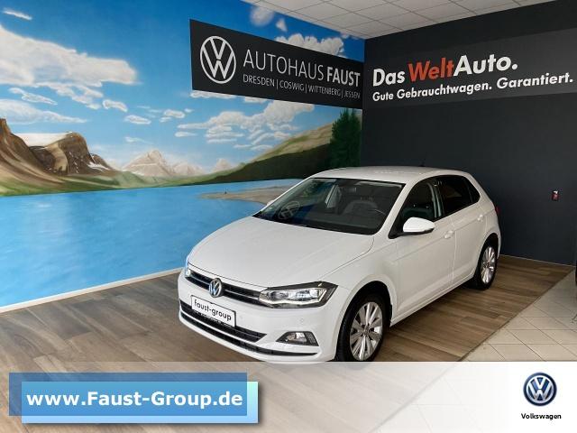 Volkswagen Polo Highline DSG NAVI LED ACC, Jahr 2018, Benzin
