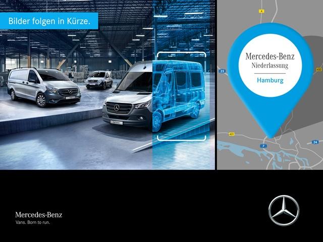 Mercedes-Benz Citan 109 CDI Kasten Lang Klima PTS Zusatzhzg., Jahr 2015, Diesel