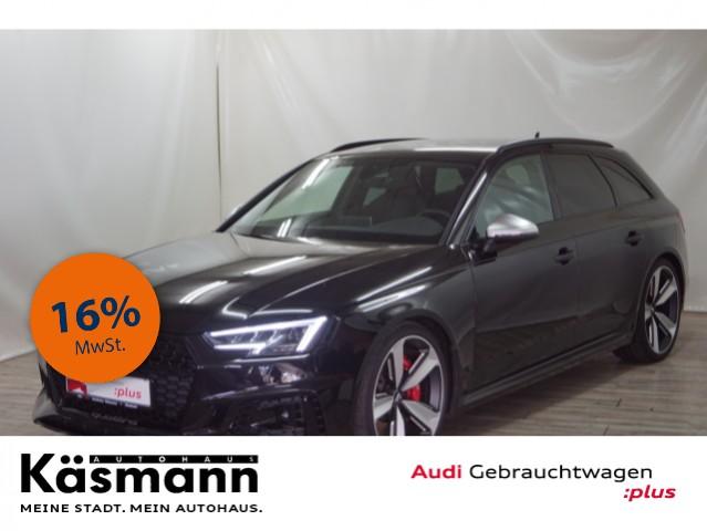 Audi RS 4 Avant SportabGas Vmax 280*AHK*B&O*Leder*ACC, Jahr 2018, Benzin