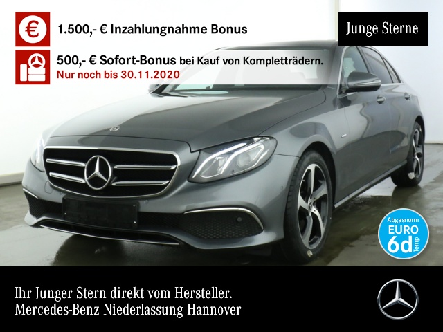 Mercedes-Benz E 220 d Avantgarde LED Kamera Totwinkel PTS 9G, Jahr 2020, Diesel