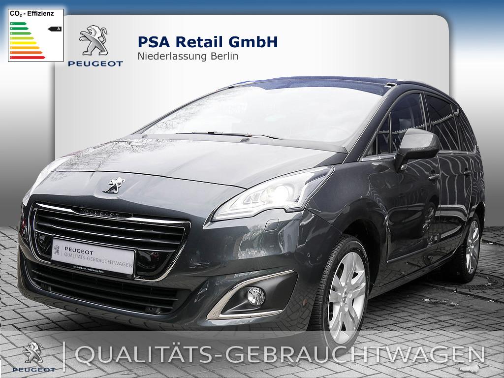 Peugeot 5008, Jahr 2015, Benzin