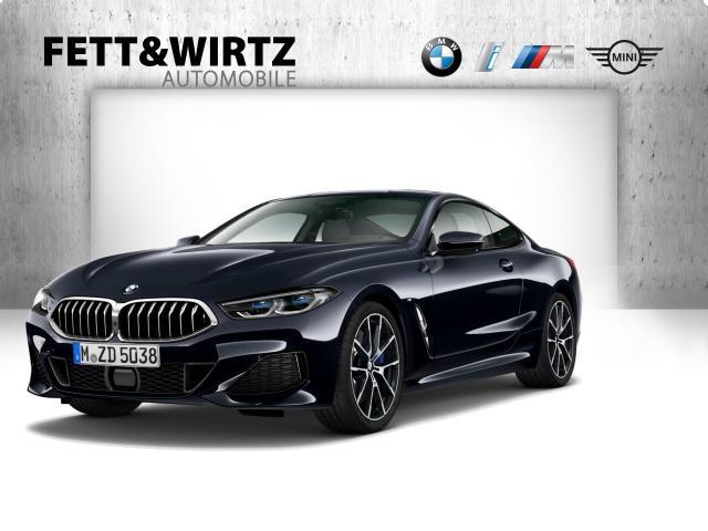 BMW 840d xDrive Coupe Leas. ab 888,- br. o. Anz., Jahr 2019, diesel