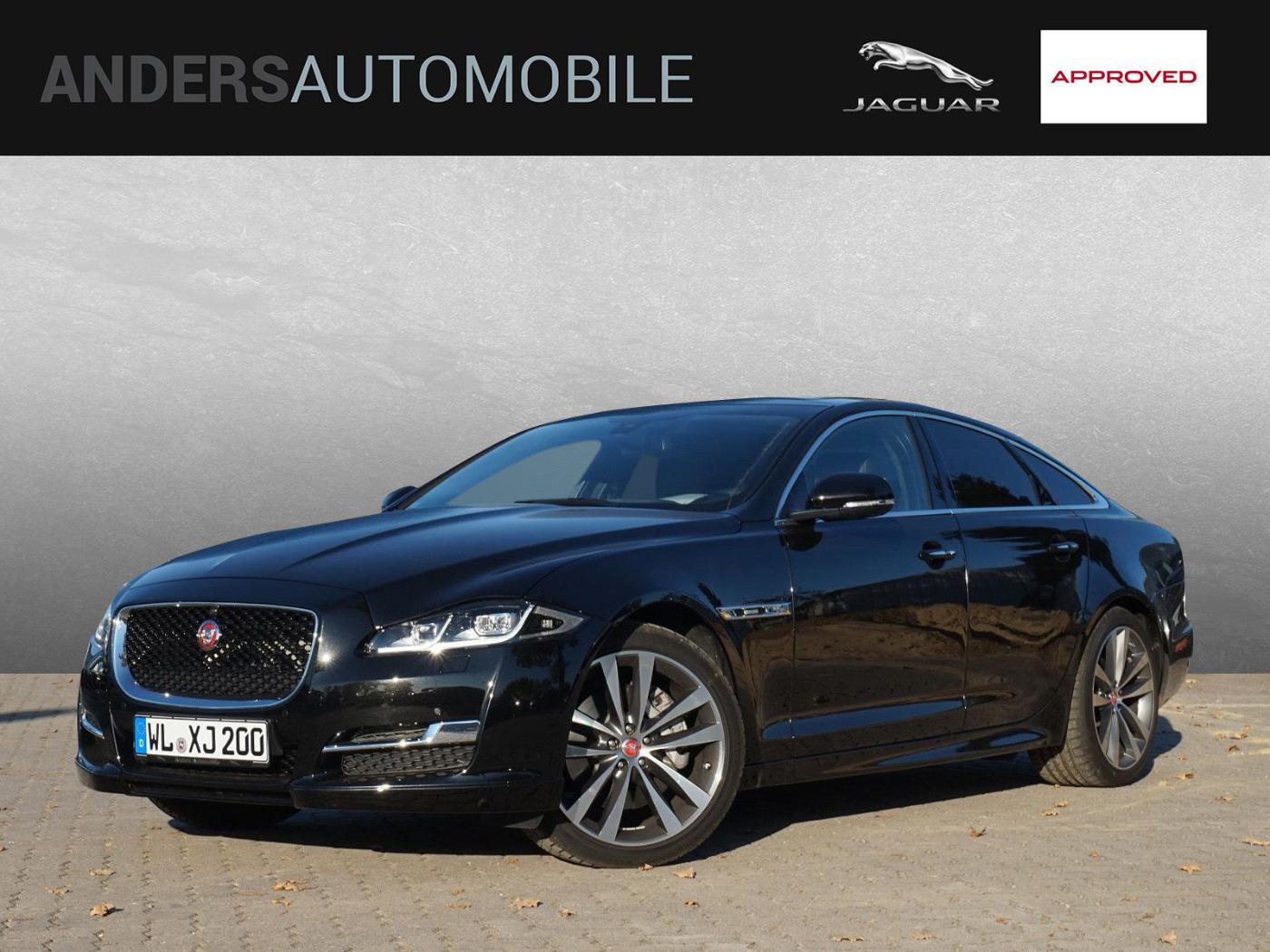 Jaguar XJ R-SPORT 3.0 Diesel Sportpaket, Pano, DAB, Jahr 2018, Diesel