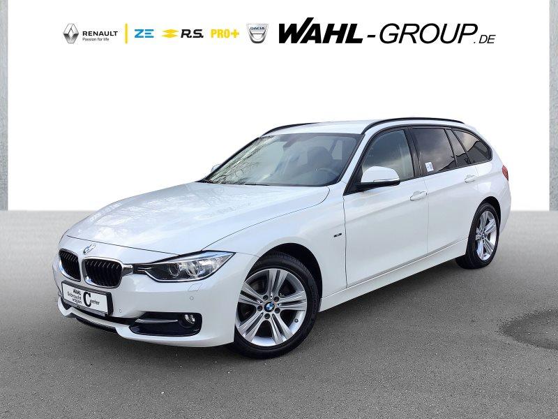 BMW 316i Touring Sport Line *NAVI*XENON*PDC Xenon, Jahr 2015, Benzin