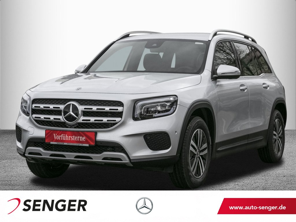 Mercedes-Benz GLB 180 d **Style**8G-DCT*Kamera*Totwinkel*MBUX*, Jahr 2020, Diesel