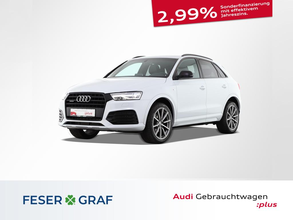 Audi Q3 S line 2.0 TFSI Sport quattro Navi+/ AHK/ PDC, Jahr 2018, Benzin