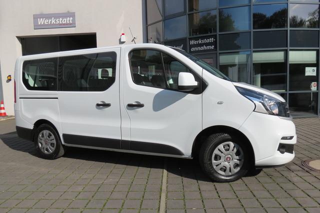 Fiat Talento 1.6 EcoJet Family L1H1 9Sitzer/Klima/Eur, Jahr 2019, Diesel