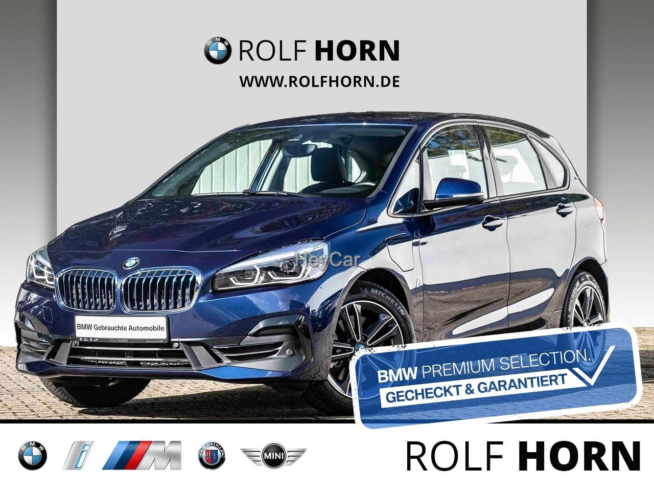 BMW 225 Active Tourer xe Sport Line Aut Navi LED PDC, Jahr 2018, Hybrid