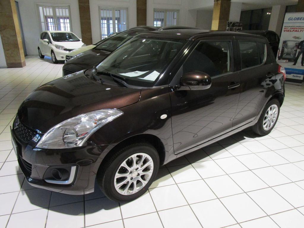 Suzuki Swift 1.2 4x4 Club, Jahr 2013, Benzin