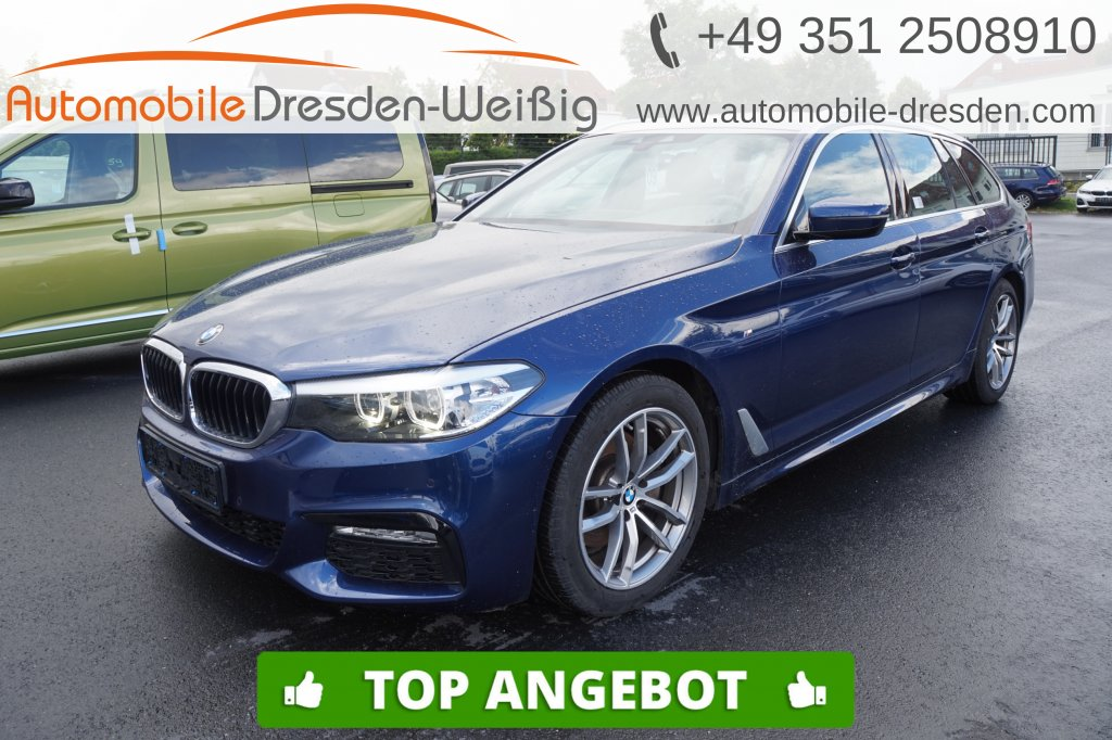 BMW 520 d Touring M Sport*Navi Prof*Tempomat*LED*, Jahr 2017, Diesel