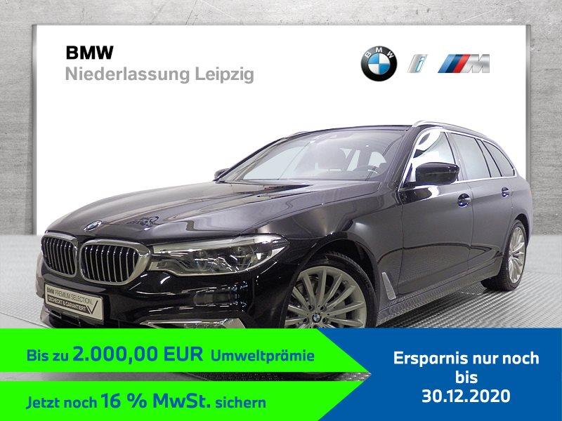 BMW 530d xDrive Touring Luxury Line EURO6 Gestiksteuerung DAB, Jahr 2019, Diesel