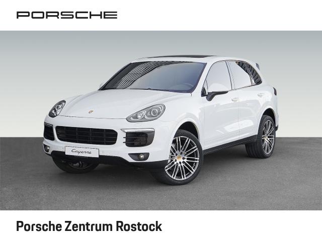 Porsche Cayenne S Diesel Luftfederung Standheizung, Jahr 2014, Diesel