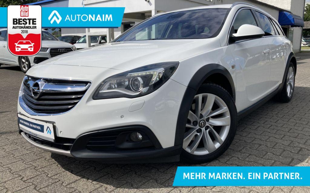 Opel Insignia2.0CDTI Country Tourer  PANO NAVI XENON, Jahr 2016, Diesel