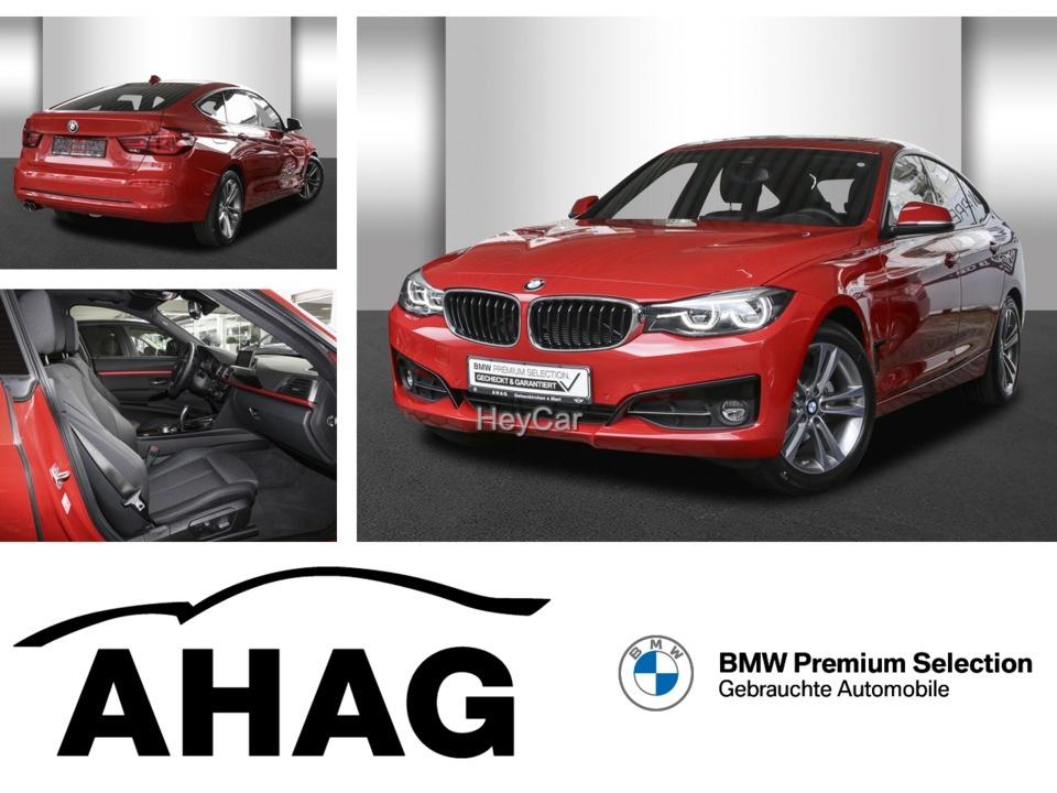 BMW 320 Gran Turismo GT Aut. Sport Line 339Euro Leasing, Jahr 2020, Diesel