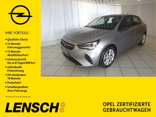 Opel Corsa F Elegance 1.2 INTELLILINK+PARKPILOT+LED, Jahr 2020, Benzin