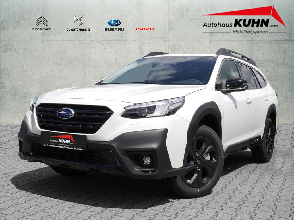 Subaru Outback 2.5i Exclusive Cross, Jahr 2021, Benzin