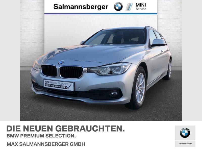 BMW 318d Touring Advantage LED Navi Bus. Komfortzg., Jahr 2017, Diesel