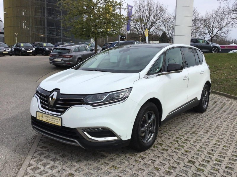Renault Espace 1.6 TCe 200 Energy EDC Intens, Jahr 2016, Benzin