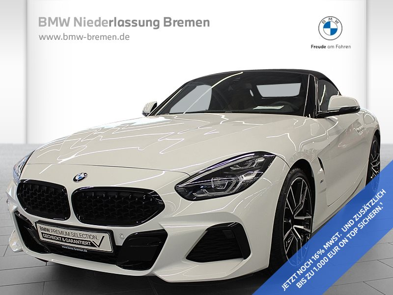BMW Z4 sDrive20i M Sport HiFi Komfortzg. D.Assist, Jahr 2019, Benzin