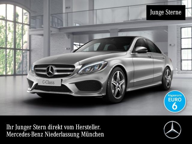 Mercedes-Benz C 400 4M AMG Pano COMAND ILS LED Kamera SpurPak, Jahr 2015, Benzin