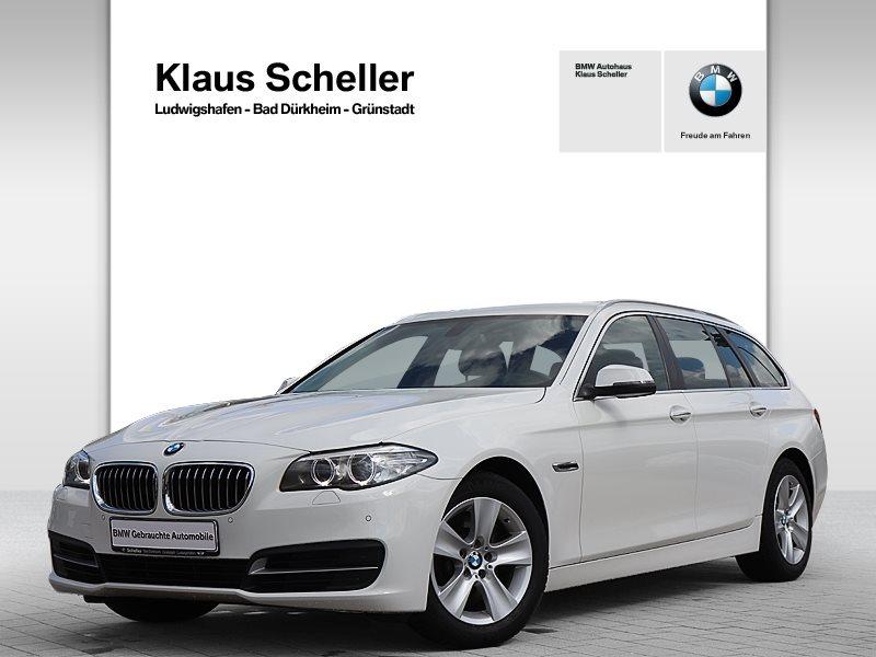 BMW 525d Touring HiFi Xenon Navi Prof. Komfortzg., Jahr 2013, Diesel