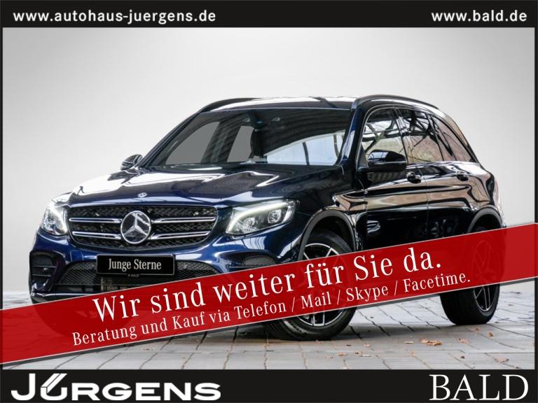 Mercedes-Benz GLC 350 d 4M AMG-Sport/Comand/ILS/Memo/Night/19, Jahr 2017, Diesel