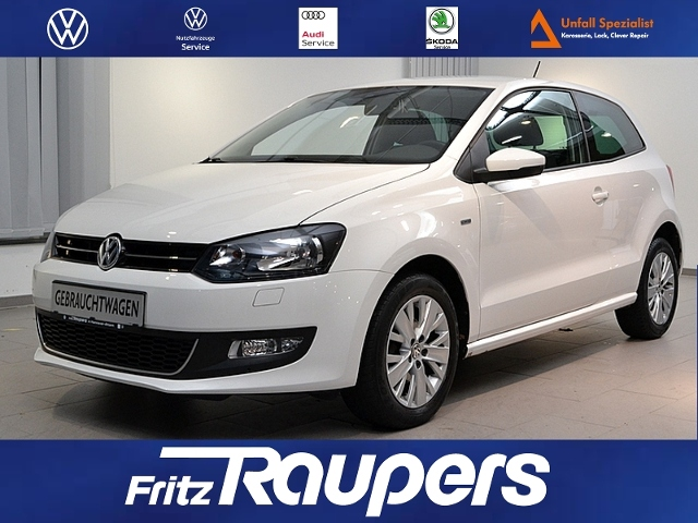 Volkswagen Polo 1.2 Life, Jahr 2013, Benzin