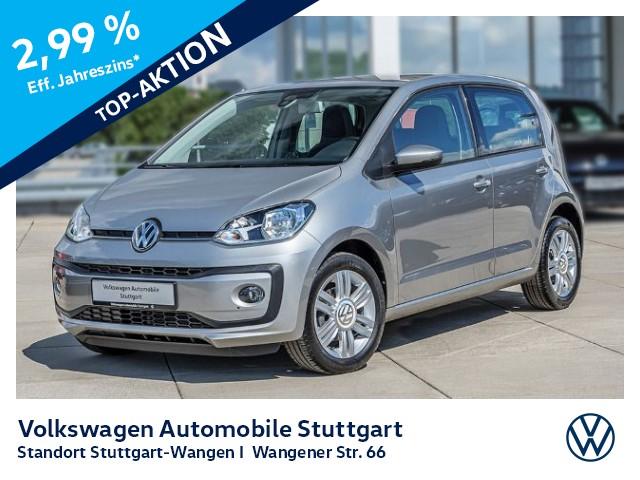 Volkswagen up! high up! 1.0 Bluetooth GRA PDC SHZ, Jahr 2019, Benzin
