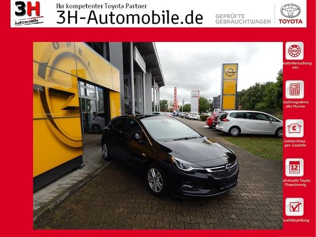 Opel Astra 1.0 TURBO DYNAMIC START/STOP*PDC*SHZ*LHZ*, Jahr 2017, Benzin