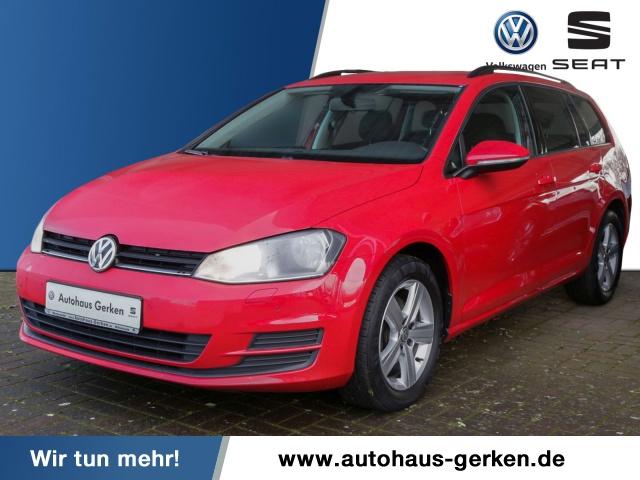 Volkswagen Golf VII 1.2 TSI Comfortline NAVI SHZ ISOFIX ALU, Jahr 2013, Benzin