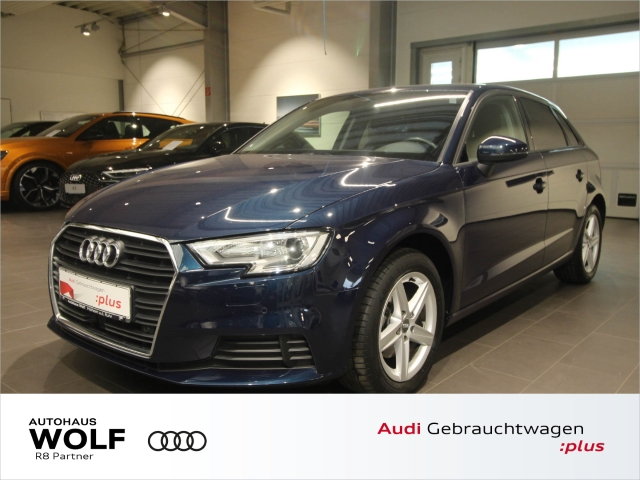Audi A3 Sportback 2.0 TDI Xenon Navi ACC Einparkhilfe, Jahr 2018, Diesel
