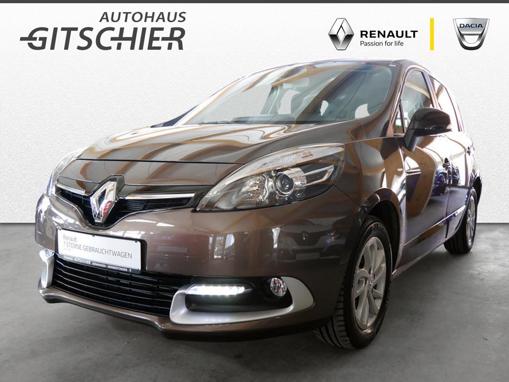 Renault Scenic LIMITED Deluxe Energy dCi 110, Jahr 2015, Diesel